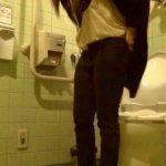 vol.26 【SKちゃん(洗面所)】ガールズバー店員 19歳 洗面所のぞき | 友人・知人  88枚